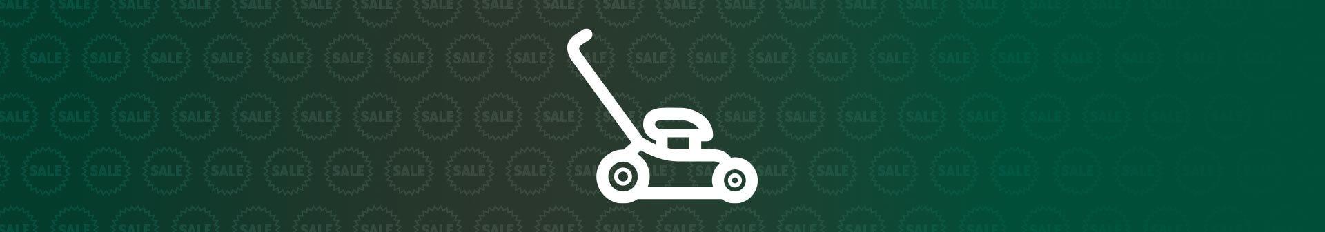 Sale - Lawnmowers