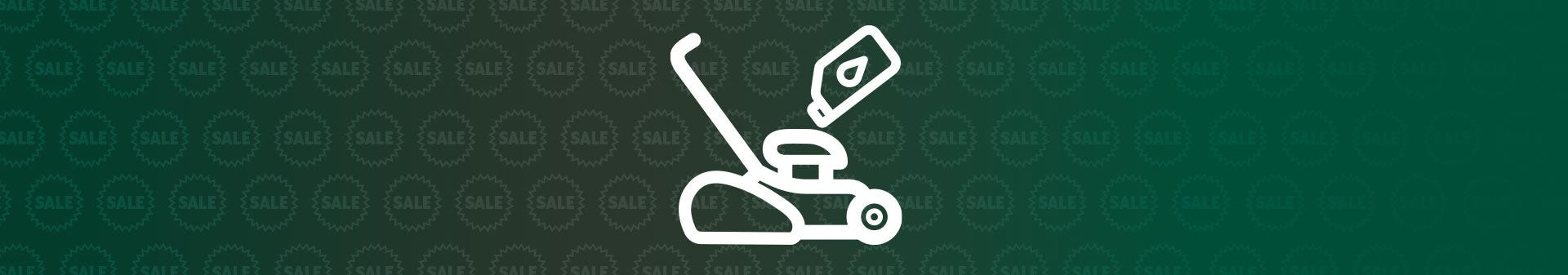 Sale - Roller mowers
