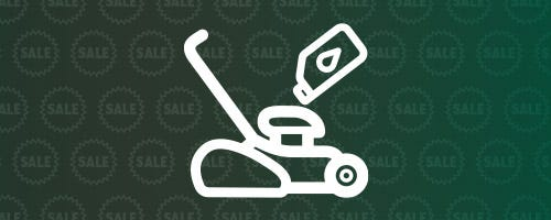 Sale - Roller mowers